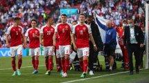 Euro 2020 : la sélection danoise récompensée par l'UEFA