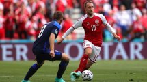 Euro 2020 : Martin Braithwaite revient sur l'épisode Christian Erisken