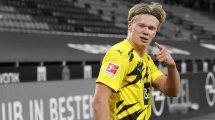 Dortmund : Erling Haaland peut dépasser Lewandowski selon Michael Zorc