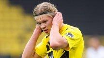 Borussia Dortmund : Erling Haaland absent contre Gladbach