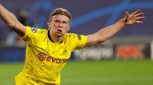 Borussia Dortmund : le prix de départ des enchères pour Erling Haaland est connu