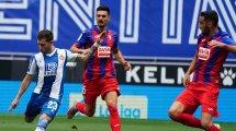 Liga : Eibar se relance contre l'Espanyol