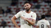 AC Milan : Olivier Giroud a hâte d'en découdre aux côtés de Zlatan Ibrahimovic