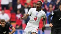 Euro 2020 : le Lion Raheem Sterling fait rugir l'Angleterre