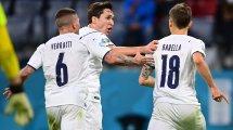 Belgique-Italie : les notes du match