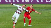 Belgique-Portugal : la réaction à chaud de Thorgan Hazard