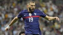 EdF : Karim Benzema heureux de retourner à Lyon