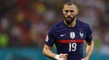 Karim Benzema juge le mercato de l'OL