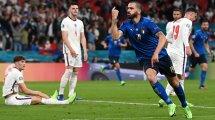 Italie-Angleterre : Bonucci devient le plus vieux buteur d'une finale d'Euro