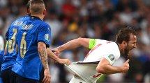 Italie-Angleterre : la réaction à chaud d'Harry Kane