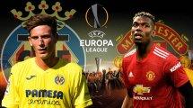 Villarreal-Manchester United : les compositions officielles