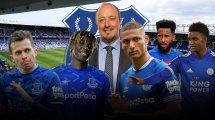 Le Everton de Rafa Benitez bouge dans tous les sens !