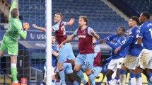 Premier League : Everton battu sur le fil par West Ham