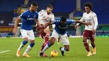 Premier League : Everton enfonce un peu Arsenal dans la crise