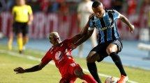 Éverton Soares proposé au PSG et au Real Madrid