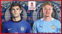 Chelsea - Manchester City : les compositions probables