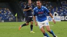Naples : Fabian Ruiz mis sur le marché des transferts