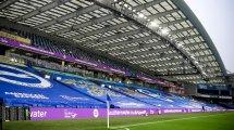 PL : Brighton et West Bromwich Albion dos à dos
