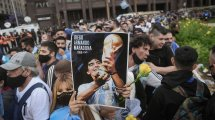 Barça - Osasuna : le bel hommage à Diego Maradona au Camp Nou en vidéo