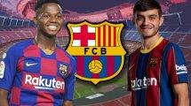 Les gros clubs européens fondent sur les pépites du FC Barcelone