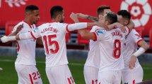 Liga : Séville fait le boulot à Eibar