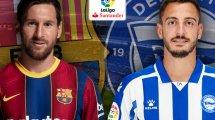 FC Barcelone-Alavés : les compositions officielles