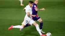 Real Madrid : Fede Valverde touché au tibia