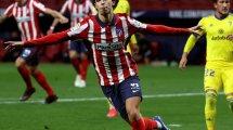 Liga : João Felix se régale face à Cadix et offre la tête à l'Atlético de Madrid !
