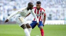 Real Madrid : Ferland Mendy compare la Liga et la Ligue 1