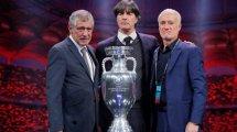 Didier Deschamps s'attend à un grand match face au Portugal