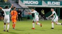 Liga : Elche domine le Valencia CF