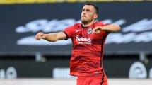 Bundesliga : l'Eintracht Francfort encore rattrapé face à Stuttgart