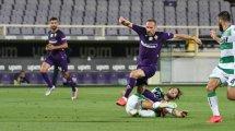 Fiorentina : Franck Ribéry touché à la cuisse