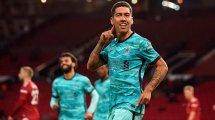 Premier League : Liverpool se réveille et s'impose face à Manchester United