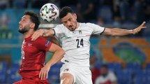 Alessandro Florenzi crée un premier conflit entre José Mourinho et l'AS Roma