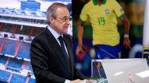 Le Real Madrid a choisi son trio de galactiques pour 2021