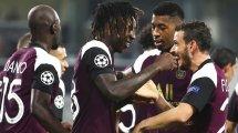 Le PSG veut passer à l'action pour Kean et Florenzi