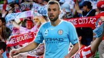 Melbourne City, Florin Bérenguer : «je pense même avoir progressé en venant en Australie»