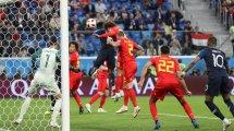 Belgique : Axel Witsel revient sur la demi-finale du Mondial 2018 face aux Bleus