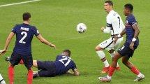 France-Portugal : Hernandez raconte son retour sur CR7