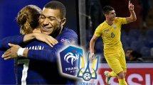 France-Ukraine : les compositions officielles
