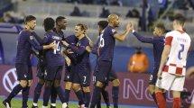 Croatie-France : les notes du match