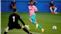 Barça : Trincão ne pense pas au départ cet hiver