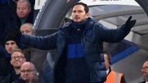 LdC : Frank Lampard comprend Rennes