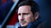 Chelsea : Frank Lampard enrage