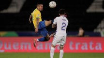 Gabriel Jesus ratera la finale de la Copa America