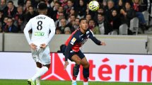 Accord total Naples-Lille pour Gabriel