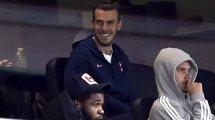 Tottenham : première titularisation pour Gareth Bale