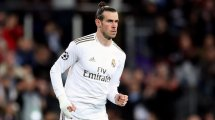 Gareth Bale a parlé avec José Mourinho