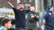 C'est déjà terminé entre Gennaro Gattuso et la Fiorentina !
